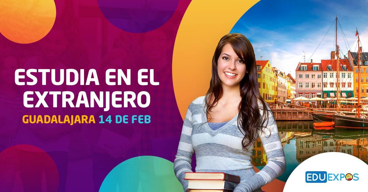 Estudia en el extranjero