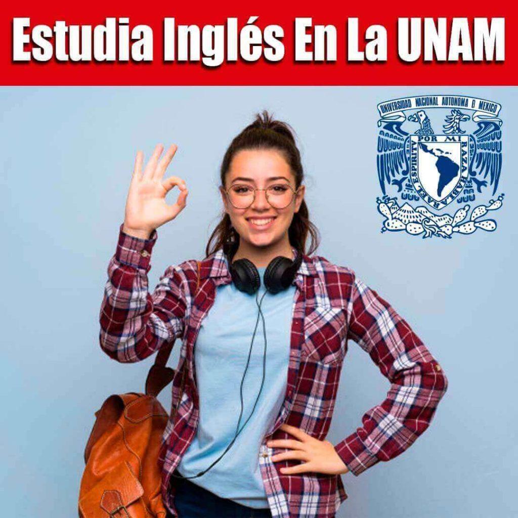 Curso de Inglés en la UNAM.