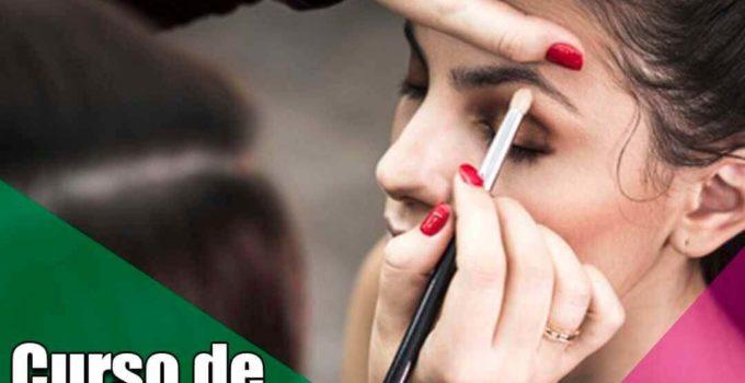 Curso gratuito de maquillaje