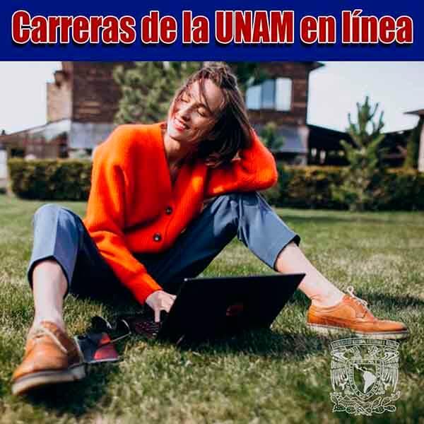 ▷ 22 Carreras en la UNAM 【en línea】.