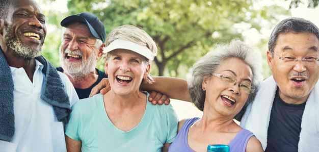 actividad fisica en adultos mayores