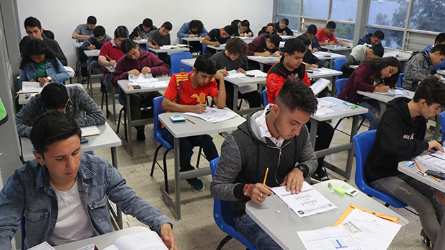 estudiantes Instituto Tecnológico De Morelia